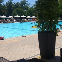 Photo taken at Nicosia Munincipal Swimming Pool by Γρηγόρης Τ. on 6/23/2013