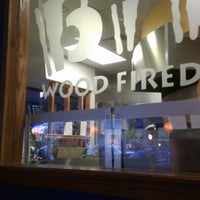 Photo taken at Brixx Wood Fired Pizza by Baxter S. on 10/12/2012