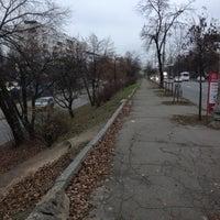 Photo taken at Скверик на Васильківській by Elena ♉ on 11/27/2012