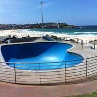 Photo taken at Bondi Skatepark by Rens on 10/17/2012