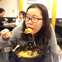 Photo taken at BOB Kim by Shana Y. on 12/27/2012