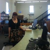 Photo taken at Washington Street Library by Regina S. on 4/22/2013