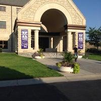 Photo taken at K-State Alumni Center by Jim P. on 7/12/2013