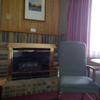 Photo taken at Best Western University Inn by Dan on 9/2/2013