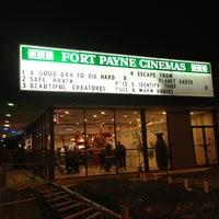 Photo taken at Fort Payne Cinemas by angela b. on 2/16/2013
