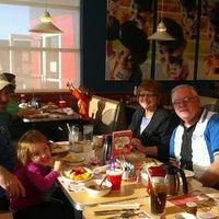 Photo taken at Frisch's Big Boy by Julia S. on 10/21/2012