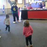 Photo taken at Chuck E. Cheese's by Lori B. on 11/7/2014