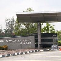 Photo taken at Universiti Tenaga Nasional (UNITEN) by 🎀  v I g η e s L. on 2/17/2013