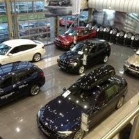 Photo taken at BMW АВТОDOM by Nikita on 11/17/2012