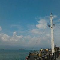 Photo taken at Pelabuhan Panjang by Ika Shanti B. on 2/9/2014