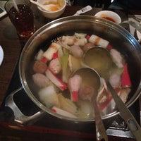 Photo taken at X.O Suki & Grill by Lenioktaa on 8/1/2015