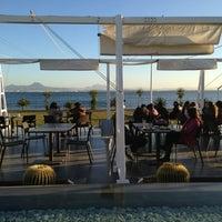 Photo taken at Aquatic Restaurant et Salon de thé by Doha on 12/29/2012