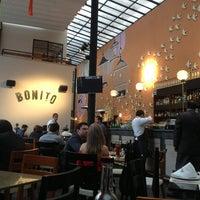 Photo taken at BONITO ~popfood~ by René G. on 1/6/2013