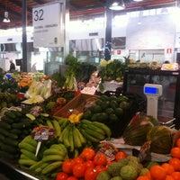 Photo taken at Mercado Central de Almería by TreceBits on 12/24/2012