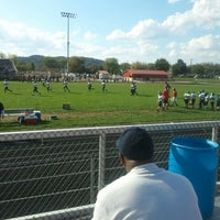 Photo taken at Berne Union HS by Myster M. on 9/30/2012