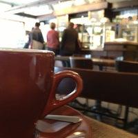 Photo taken at Café Olimpico by Daniel on 6/17/2013