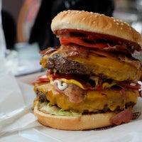 Photo taken at Black Cab Burger by Anton M. on 7/31/2014