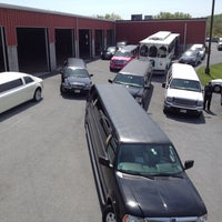 Photo taken at Premiere #1 Limousine by Jonathan S. on 5/4/2013