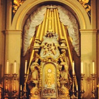 Photo taken at St. Louis Cathedral by Dave N. on 3/14/2013