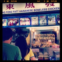 Photo taken at Ghim Moh Market & Food Centre by Chi T. on 7/13/2013