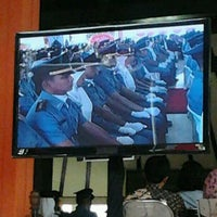 Photo taken at Sekolah Tinggi Pertanahan Nasional (STPN) by Desy A. on 9/27/2012