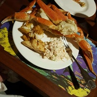 Photo taken at Capt. Jack's Family Buffet by Steve M. on 10/10/2016
