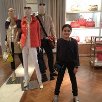 Photo taken at Coach by Ana on 2/24/2013