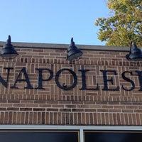 Photo taken at Napolese Artisanal Pizzeria- 49th and Pennsylvania by Stuart W. on 10/3/2013