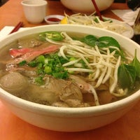 Photo taken at Phở Phú Quốc Vietnamese by Dan W. on 7/16/2013