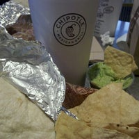 Photo taken at Chipotle Mexican Grill by Mitchell on 12/15/2012