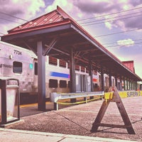 Photo taken at Metro North / NJT - Suffern Station (MBPJ) by Marc-Anthony S. on 8/17/2013