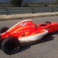 Photo taken at Circuit De Calafat by ᗩlex ♔ Ḿ. on 3/17/2015