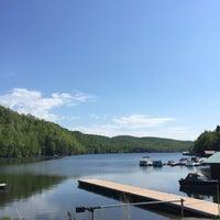 Photo taken at Bark Lake by Grant E. on 5/24/2015