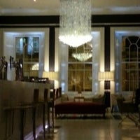 Photo taken at Apex Waterloo Place Hotel by Ria L. on 1/28/2013