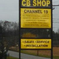 Photo taken at Bob's CB Shop by Rodney D. on 11/7/2014