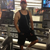 Photo taken at LA Fitness by Jairo on 5/24/2013