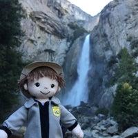 Photo taken at Lower Yosemite Falls by Bkwm J. on 11/2/2016
