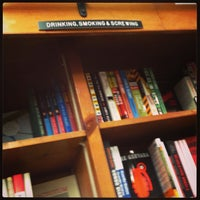 Photo taken at Shakespeare & Co by Cheryl T. on 5/25/2013