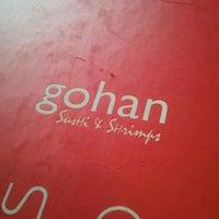 Photo taken at Gohan by Juanma C. on 2/14/2013