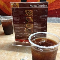 Photo taken at Tacos Don Manolito by Paola on 10/3/2012