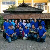 Photo taken at Fakultas Ilmu Komunikasi by Ully R. on 9/19/2015