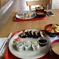 Photo taken at Sashimi Sashimi by Selina A. on 7/27/2013