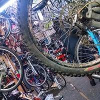 Photo taken at Roy's Sheepshead Cycle by Kerwin jr B. on 6/24/2014