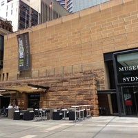 Photo taken at Museum of Sydney by Jackie D. on 11/20/2012