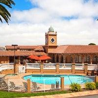 Photo taken at Best Western Plus El Rancho Inn by Best Western Georgetown on 2/18/2014