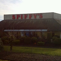 Photo taken at Spiffy's Restaurant & Bakery by Beth N. on 1/14/2014