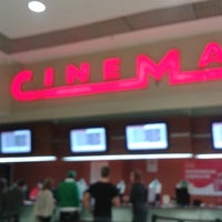 Photo taken at Cinemark by Monka W. on 7/7/2013