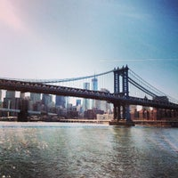 Photo taken at East River Ferry by Amanda S. on 4/6/2013