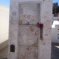 Photo taken at Tomb Of Marie Laveau by Bengt A. on 10/19/2012