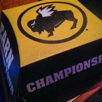 Photo taken at Buffalo Wild Wings by Dustin C. on 2/7/2014